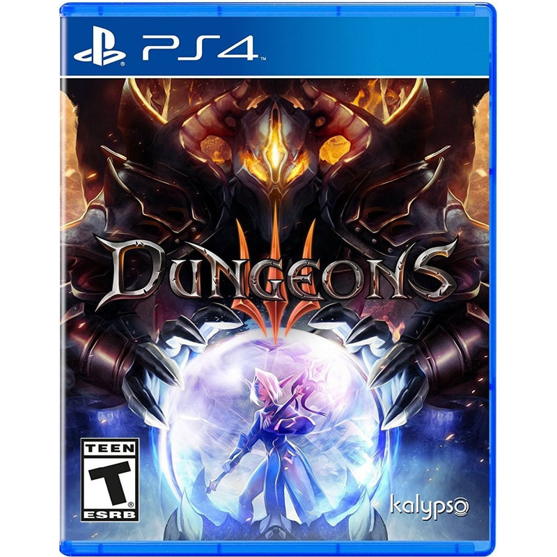 PS4 DUNGEONS 3 ALL