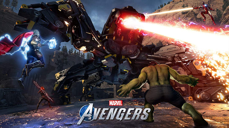 PS4 MARVEL AVENGERS REG.3