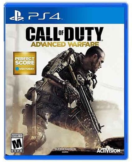 PS4 COD ADVANCED WARFARE ALL