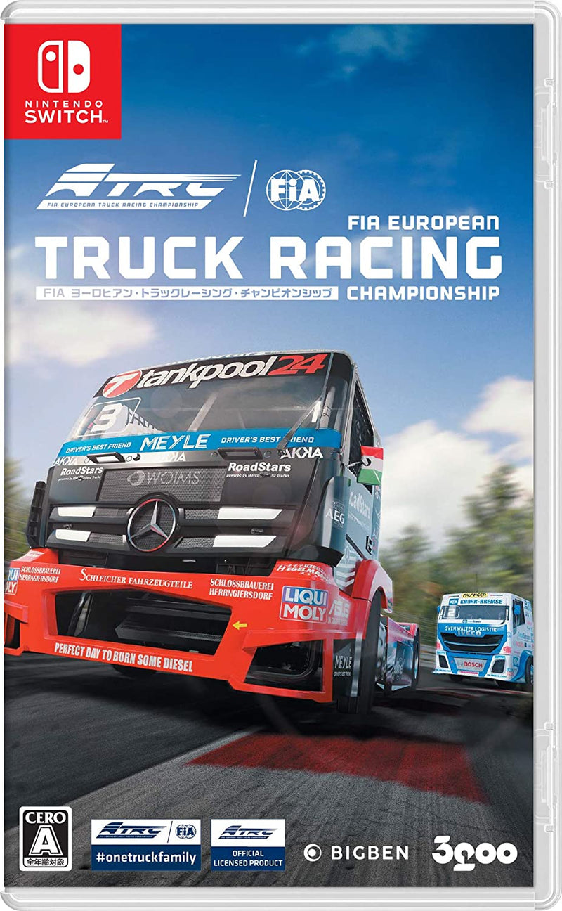 NSW FIA EUROPEAN TRUCK RACING CHAMPIONSHIP (ASIAN)