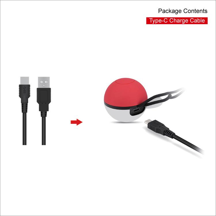 DOBE NSW POKE BALL PLUS PACK FOR N-SWITCH (TNS-18138)
