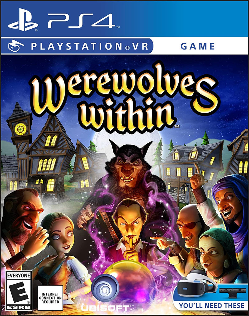 PS4 WEREWOLVES WITHIN ALL (ENG/FR/SP)