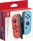 NSW JOY-CON CONTROLLER NEON RED(R)/ NEON BLUE(L) (EU)