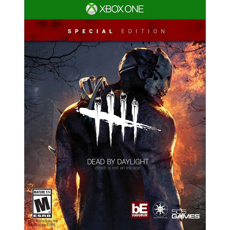 XBOX ONE DEAD BY DAYLIGHT SPECIAL EDITION (US)