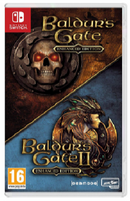 NSW BALDURS GATE 1 & 2 ENHANCED EDITION (EU)
