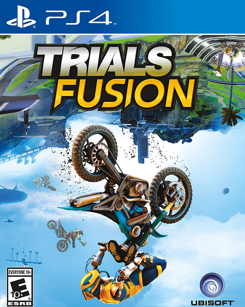 PS4 TRIALS FUSION ALL