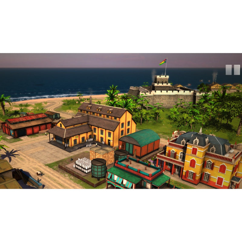 PS4 TROPICO 5 COMPLETE COLLECTION ALL