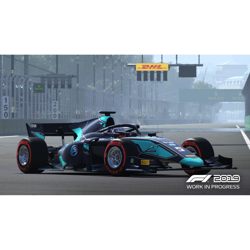 XBOX ONE F1 2019 ANNIVERSARY EDITION