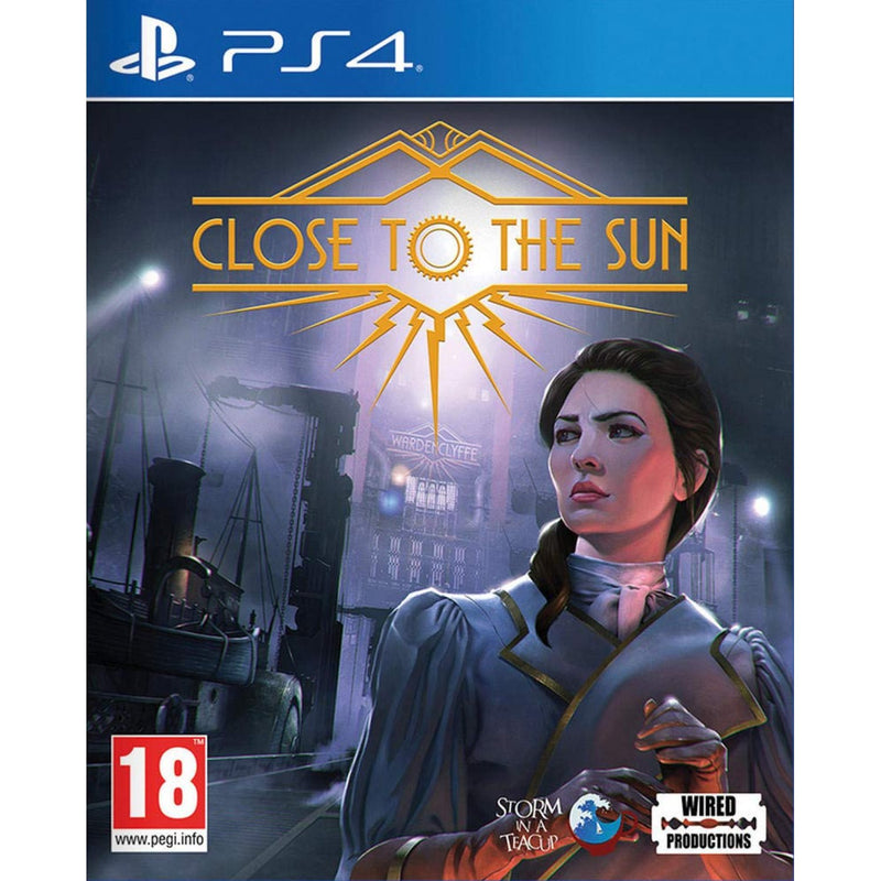 PS4 CLOSE TO THE SUN REG.2