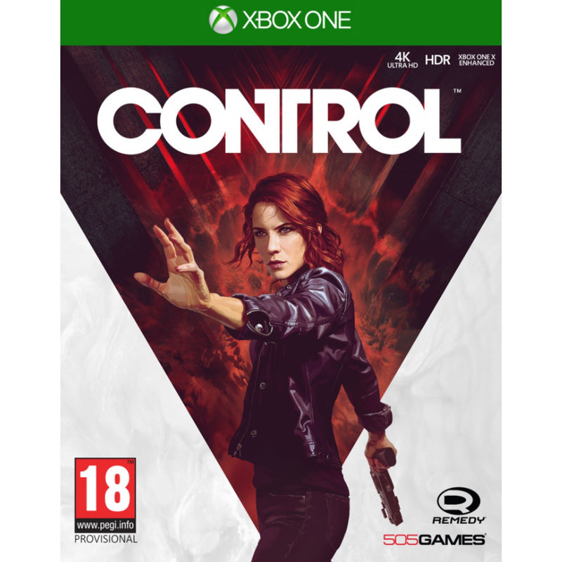 XBOX ONE CONTROL (EU) (FRENCH COVER)