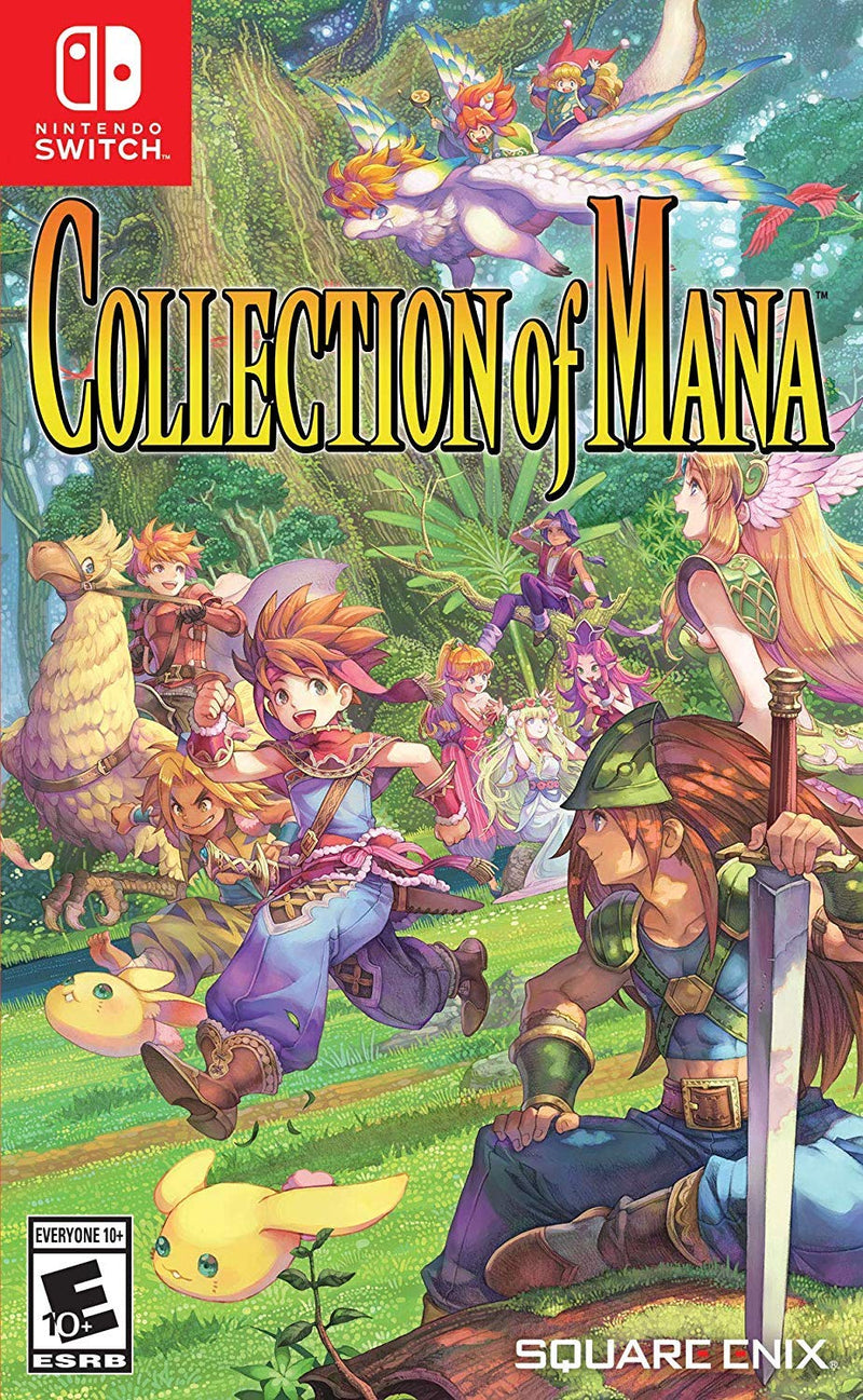 NSW COLLECTION OF MANA (US)