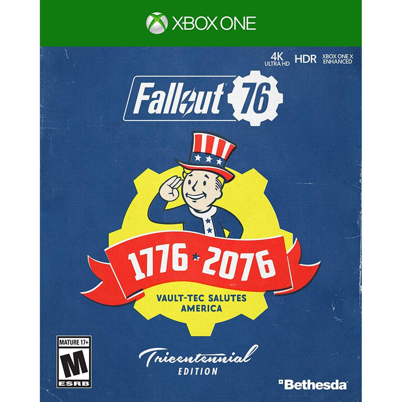 XBOX ONE FALLOUT 76 TRICENTENNIAL EDITION (US)