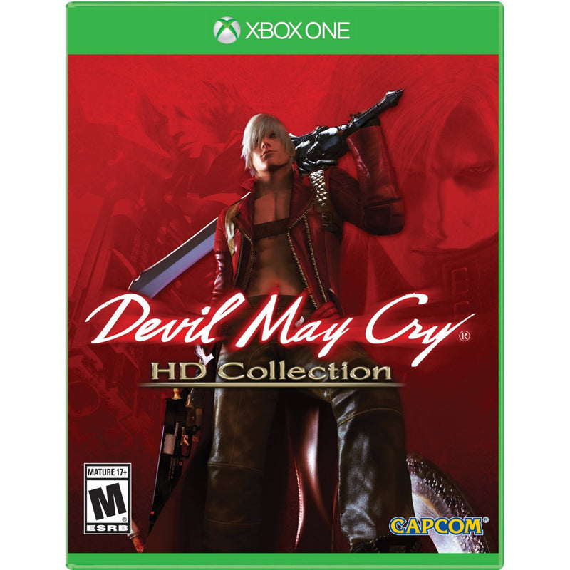 XBOX ONE DEVIL MAY CRY HD COLLECTION (US)