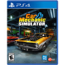 PS4 CAR MECHANIC SIMULATOR ALL (ENG/FR)