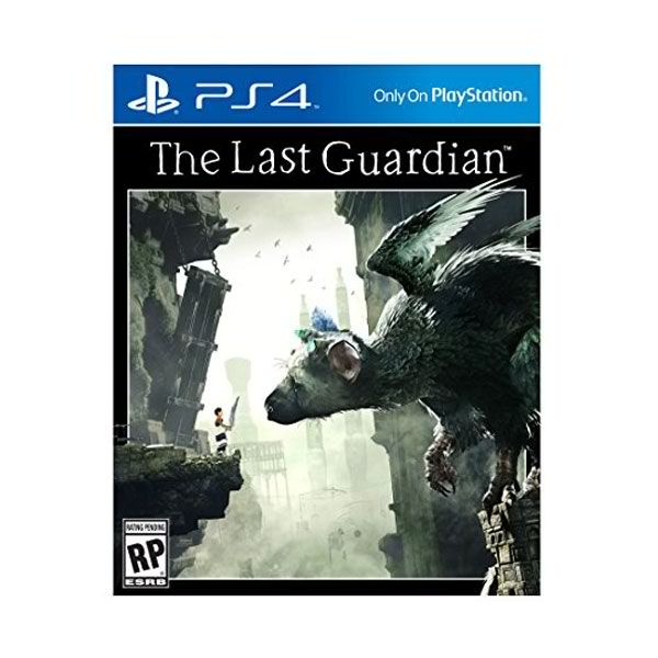 PS4 THE LAST GUARDIAN ALL