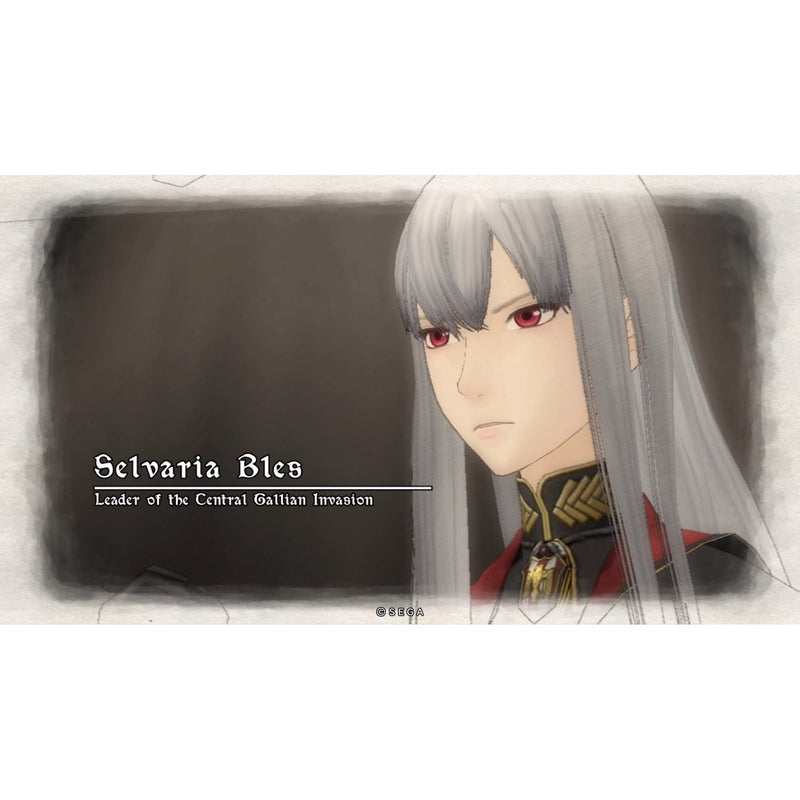 PS4 VALKYRIA CHRONICLES REMASTERED ALL