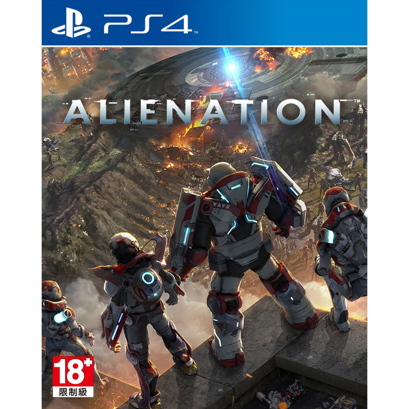PS4 ALIENATION ALL (ASIAN) (ENG/TC VER)