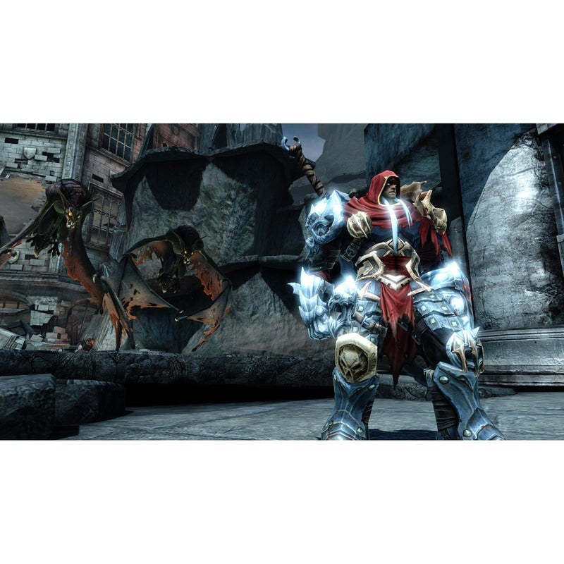 PS4 DARKSIDERS WARMASTERED EDITION ALL (ENG/FR)