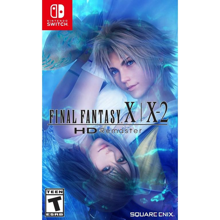 NSW FINAL FANTASY X/X-2 HD REMASTER (US)