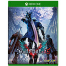 XBOX ONE DEVIL MAY CRY 5 W/DLC (ASIAN)