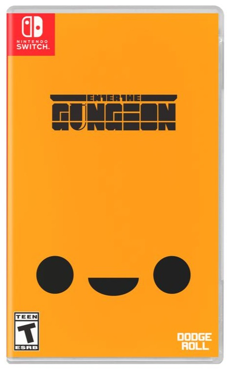 NSW ENTER THE GUNGEON (INSIDE PAPERCRAFT & STICKERS PLUS SOUNDTRACK ALL DLC INCLUDING A FAREWELL TO ARMS) US