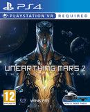 PS4 UNEARTHING MARS 2 THE ANCIENT WAR VR REG.2