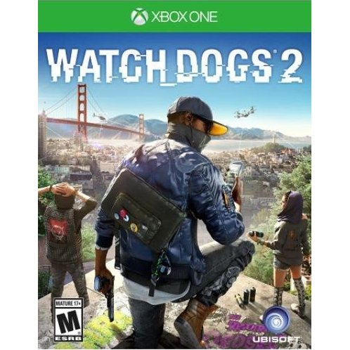 XBOX ONE WATCH DOGS 2 (US)