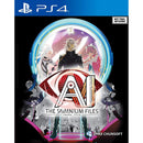 PS4 AI THE SOMNIUM FILES REG.3 (JAP/ENG/TC VER)