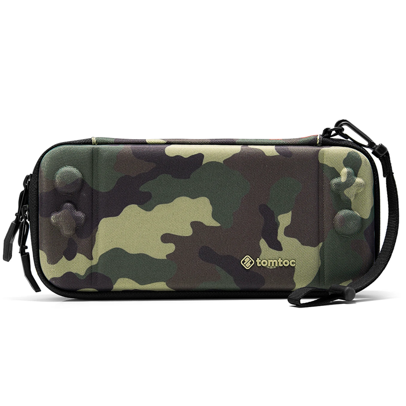 NSW TOMTOC SLIM PROTECTIVE CASE FOR N-SWITCH (CAMOUFLAGE) (A05-001X)