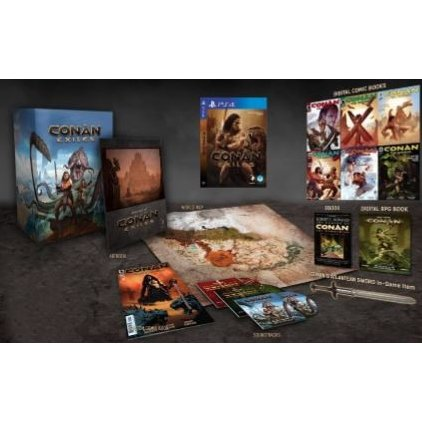 PS4 CONAN EXILES LIMITED EDITION REG.3