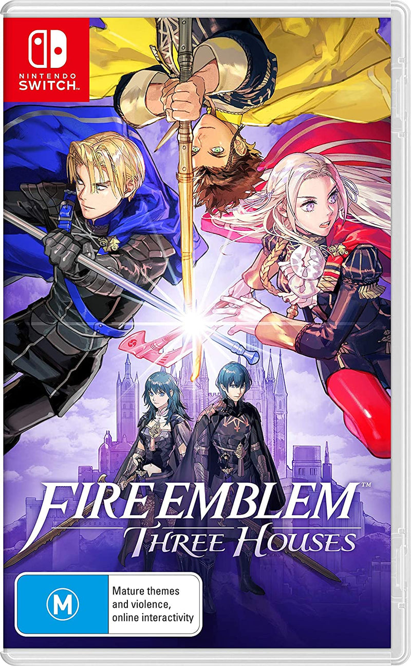 NSW FIRE EMBLEM THREE HOUSES (AU)