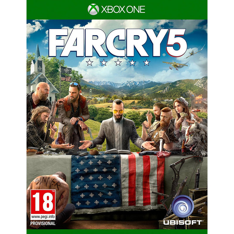 XBOX ONE FAR CRY 5