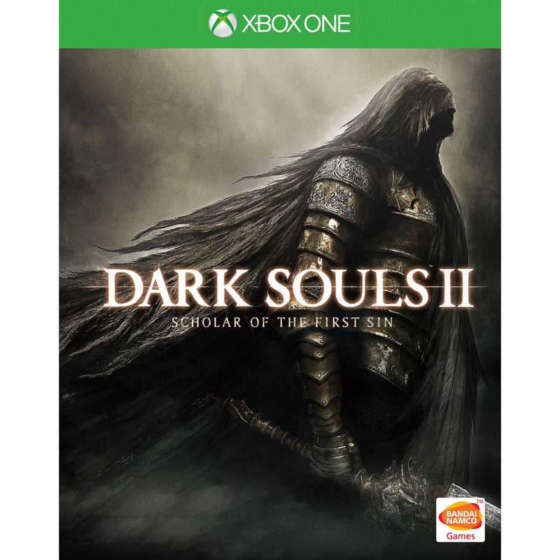 XBOX ONE DARK SOULS II SCHOLAR OF THE FIRST SIN (ASIAN)