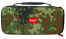 IPEGA PORTABLE TRAVEL CARRYING CASE GREEN CAMOUFLAGE FOR N-SWITCH (PG-SW013)