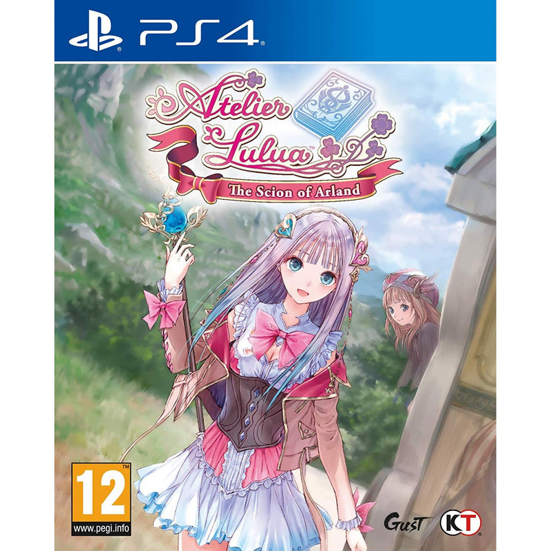 PS4 ATELIER LULUA THE SCION OF ARLAND REG.2
