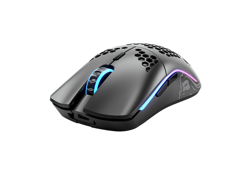 GLORIOUS MODEL O WIRELESS GAMING MOUSE (MATTE BLACK)