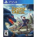 PS4 BEAST QUEST ALL (ENG/FR)