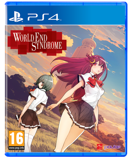 PS4 WORLD END SYNDROME REG.2