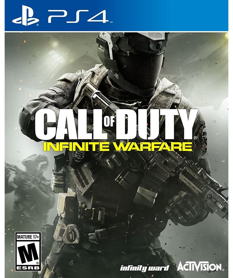 PS4 COD INFINITE WARFARE ALL