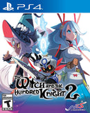 PS4 THE WITCH AND THE HUNDRED KNIGHT 2 ALL (ENG/FR)