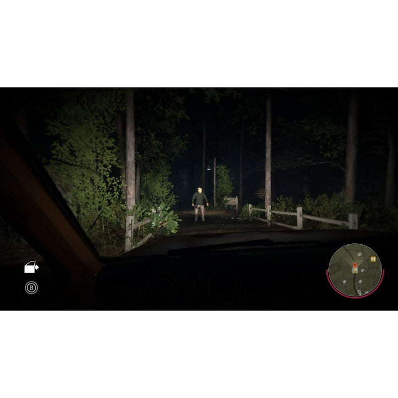 NSW FRIDAY THE 13TH THE GAME ULTIMATE SLASHER EDITION (EU)