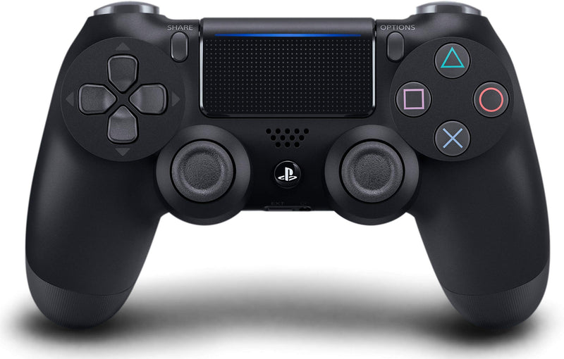 PS4 DUALSHOCK 4 WIRELESS CONTROLLER BLACK ASIAN (NEW) (CUH-ZCT2G)