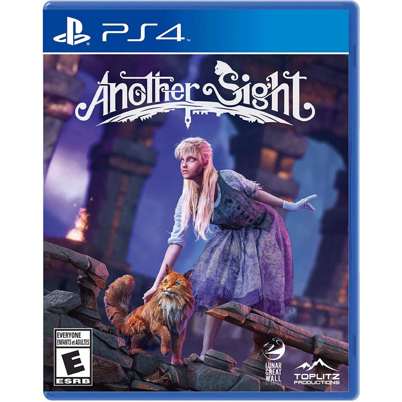 PS4 ANOTHER SIGHT ALL (ENG/FR/SP)