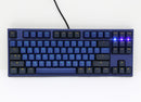 DUCKY ONE 2 HORIZON TKL DOUBLE SHOT PBT MECHANICAL KEYBOARD CHERRY MX BLUE (DKON1887-CUSPDZBBH)