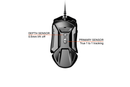 STEELSERIES RIVAL 600 GAMING MOUSE (PN62446)