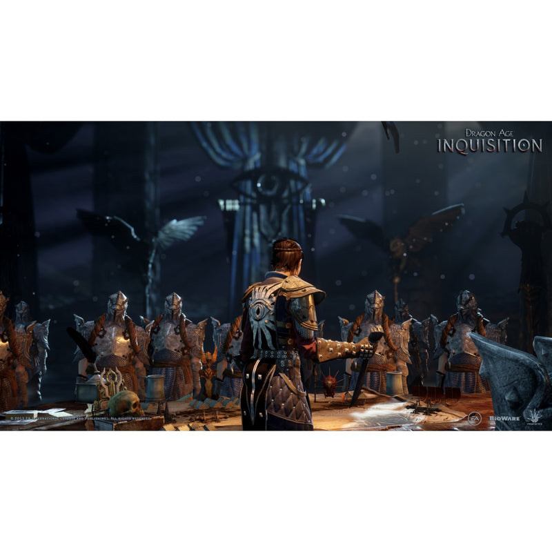 PS4 DRAGON AGE INQUISITION ALL PLAYSTATION HITS