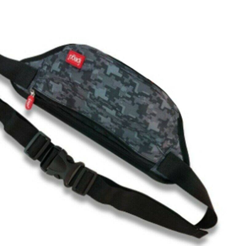IPEGA CAMOUFLAGE SLING BAG FOR N-SWITCH LITE/N-SWITCH (BLACK) (PG-SW011)