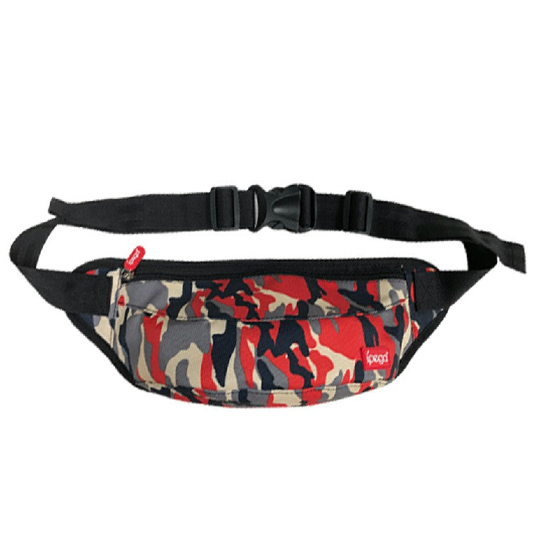 IPEGA CAMOUFLAGE SLING BAG FOR N-SWITCH LITE/N-SWITCH (RED) (PG-SW011)