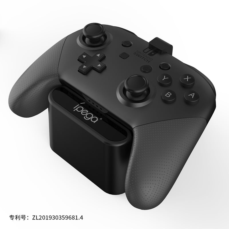 IPEGA 3 IN 1 CONTROLLER CHARGING STATION N-SWITCH/XBOXONE/PS4 (PG-9181)