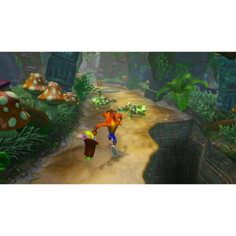 XBOX ONE CRASH BANDICOOT N. SANE TRILOGY (W/ 2 BONUS LEVELS INCLUDED) US